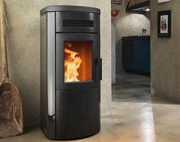 Nordic Fire Aspen pelletkachel